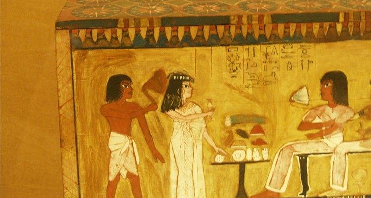 El clima del desierto fue determinante en el estilo de vestir de los antiguos egipcios.