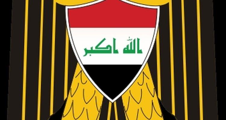 El gobierno iraquí funciona según una constitución ratificada en 2005.