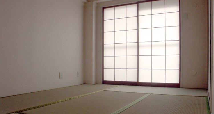 A maioria das casas japonesas possui pelo menos um quarto de tatame
