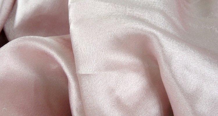 Las prendas de seda necesitan un cuidado especial.