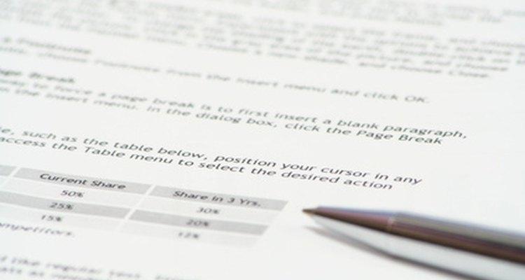 Redacta el resumen para dar al lector una rápida visión de los puntos clave.