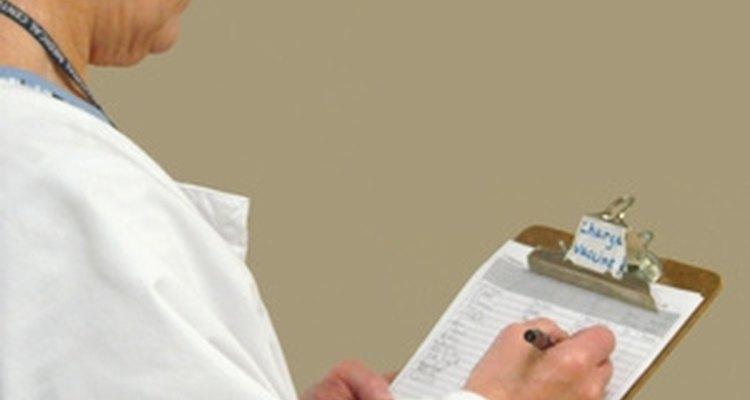 Personaliza tu carta para presentarte a un trabajo como enfermera