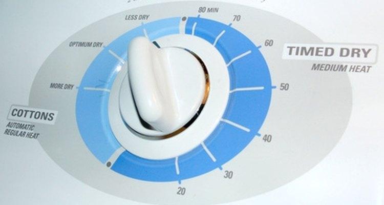 Debes limpiar los conductos de tu secadora regularmente.