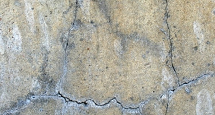 Cracks in concrete are unsightly, and they can spread.
