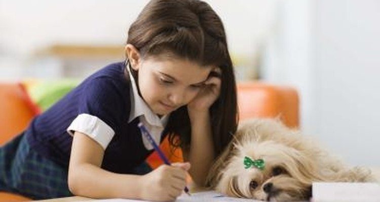 Writing an autobiography allows children to better know themselves, and what is most important to them.