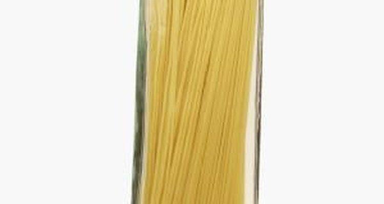 Considera hacer tu propio espagueti.