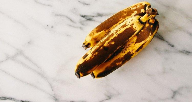 Ripe banans