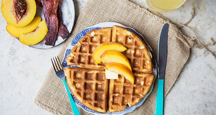 Easy Instant Waffle Recipe | eHow.com