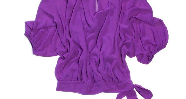 Lilac woman blouse
