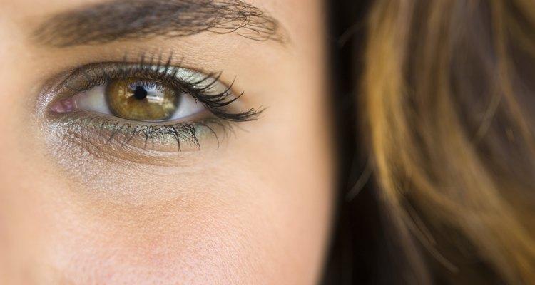 Eye of woman