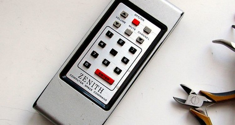 Zenith made the first remote control.