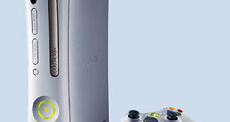 Xbox 360 with hard drive upgrade