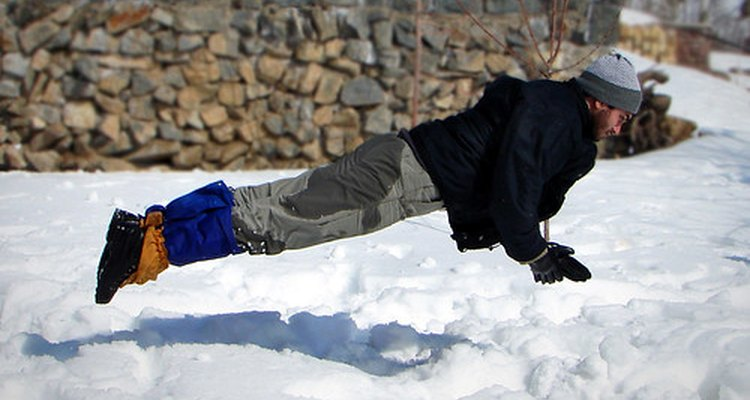 Cold weather can aggravate asthma symptoms.