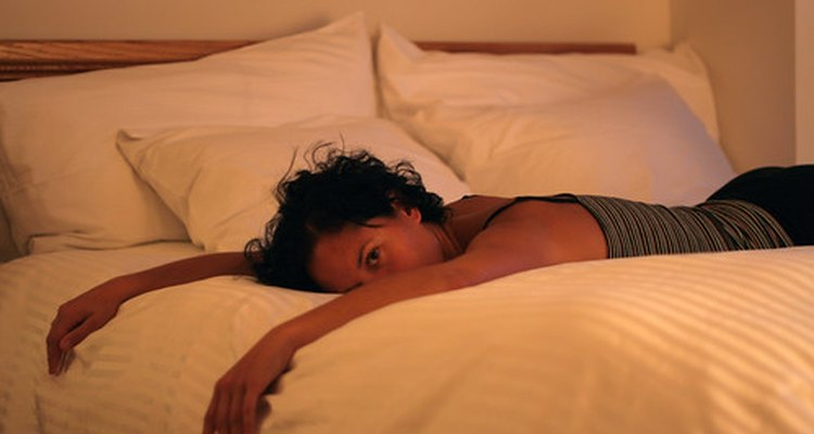 A waterbed mattress needs proper care.