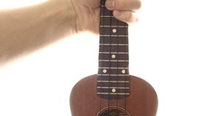 A Ukulele is a small, guitarlike instrument.