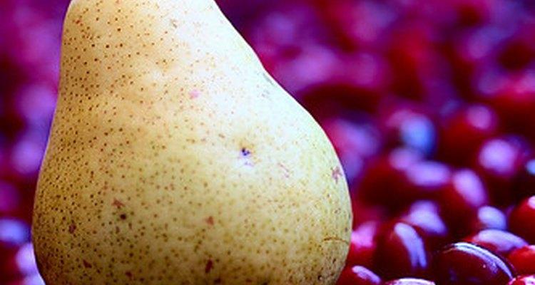 Peras y cerezas: Ambas se propagan asexualmente