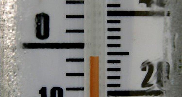 Um termômetro em pleno Sol se aquece a partir da radiação