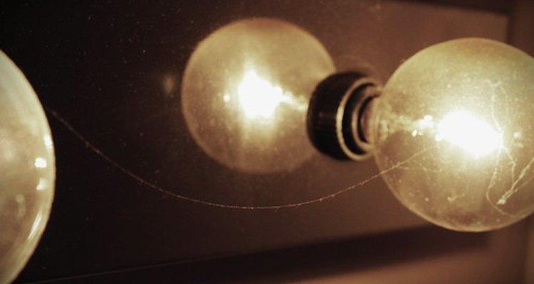 Bombillas eléctricas: tienen una muy larga historia.