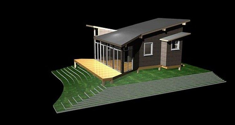 Imagem de um programa CAD avançado.