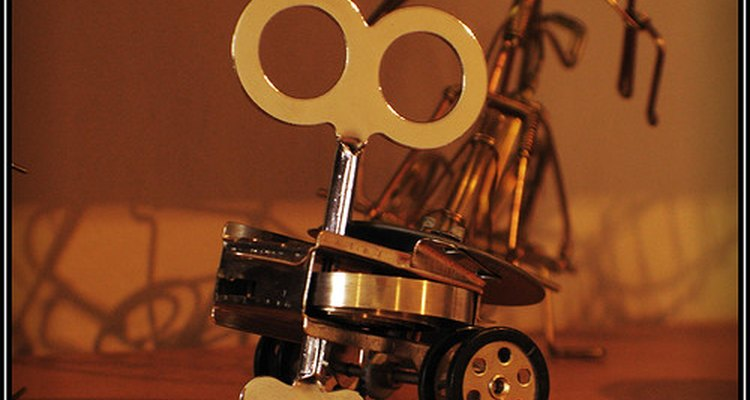 Wind-up mechanical toy