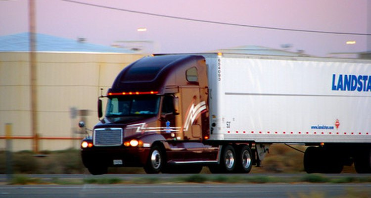 Class B driver's license holders can drive tractor-trailers.