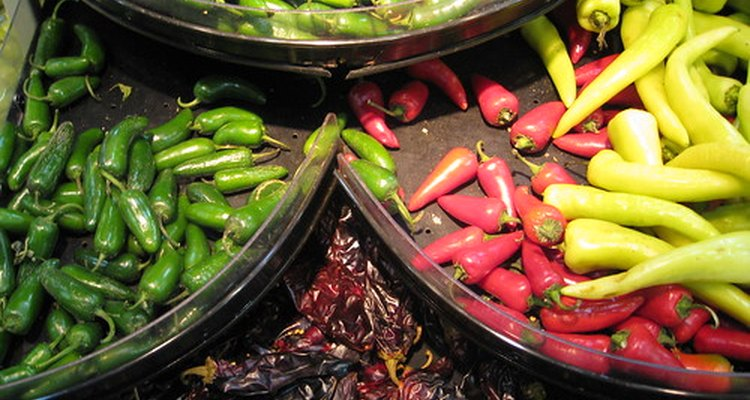 Chilli Peppers Variety