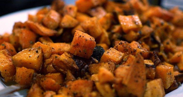 A batata-doce é rica em nutrientes