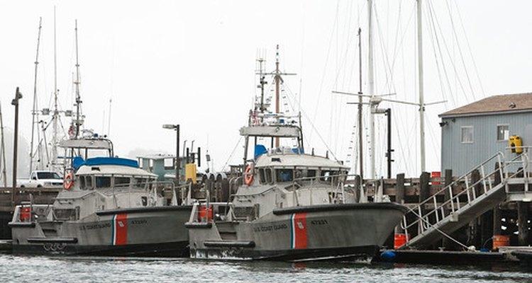 La Guardia Costera de los Estados Unidos tiene responsabilidad marítima sobre las costas de los EE.UU.