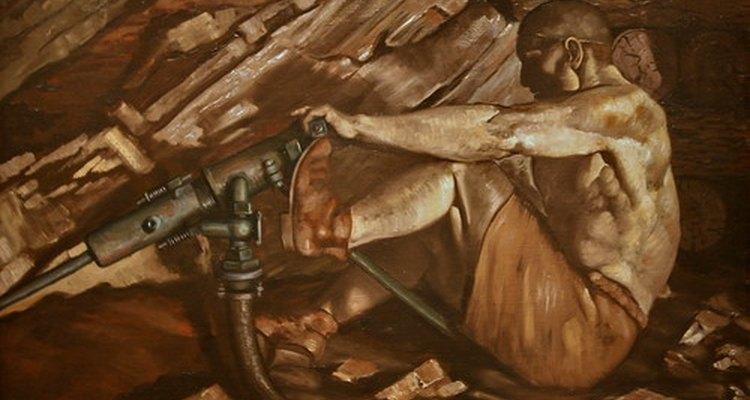 Hay muchos requisitos para ser un minero.