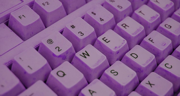 The QWERTY keyboard design was based on typewriter issues.