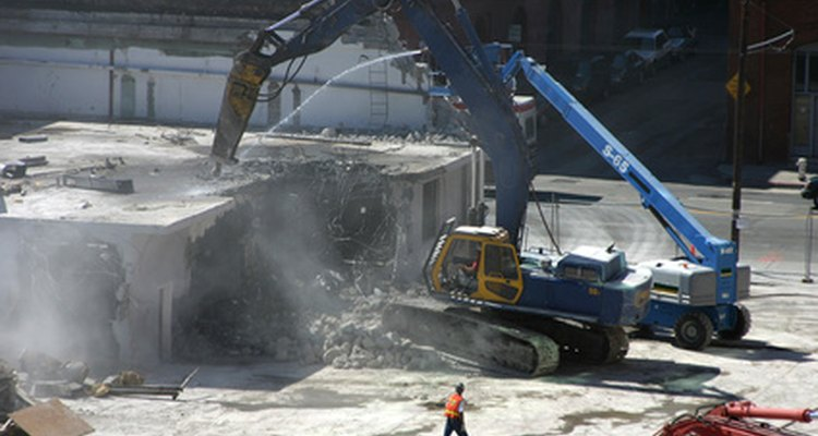 Not all demolition work is big. Start small and build your company up