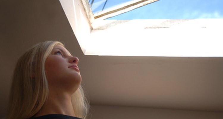 A leak in a Velux skylight can occur from time to time.