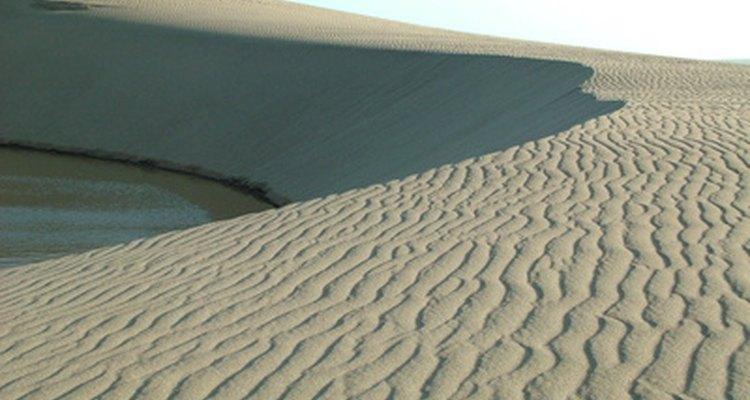 La arena es un componente de muchas tecnologías de colada y moldeo industrial.
