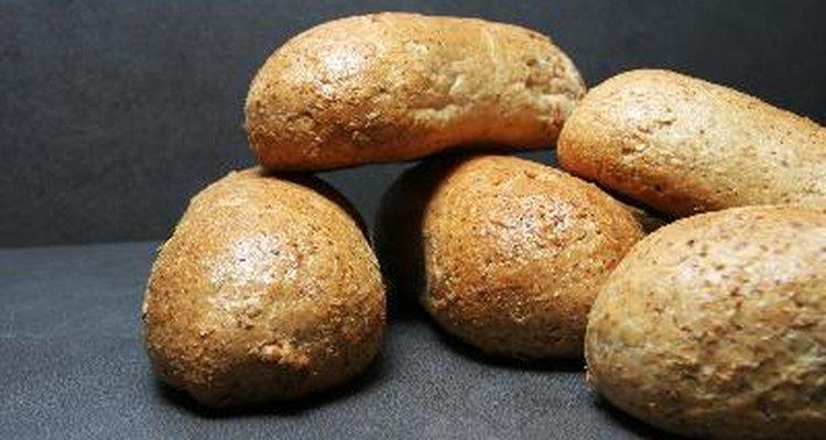 Pães multigrãos