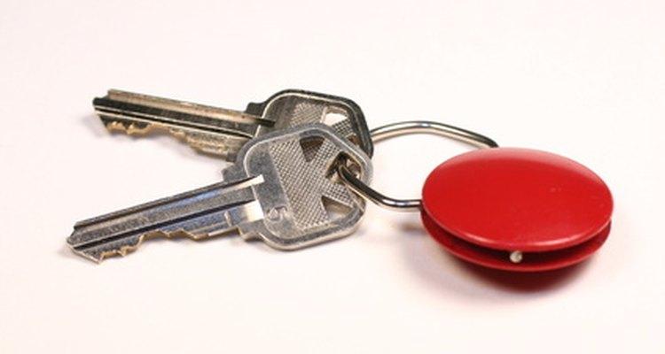 A reposição de chaves pode deixá-lo louco