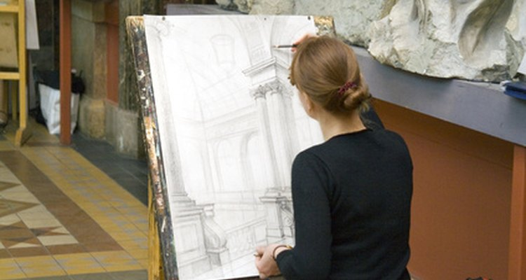 Drawings and watercolour artwork can be successfully scanned for reproduction.