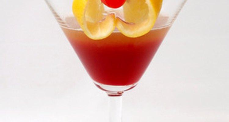 Los tragos más populares de bar derivan de variaciones de algunas recetas sencillas.