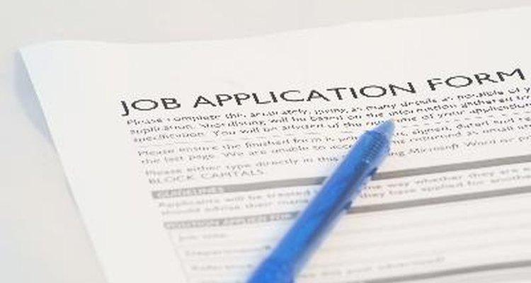 Prepárate para una entrevista laboral en Costco revisando tu experiencia laboral y buscando tus referencias.