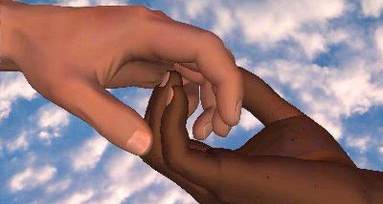 Ayudar a otros es un principio universal.