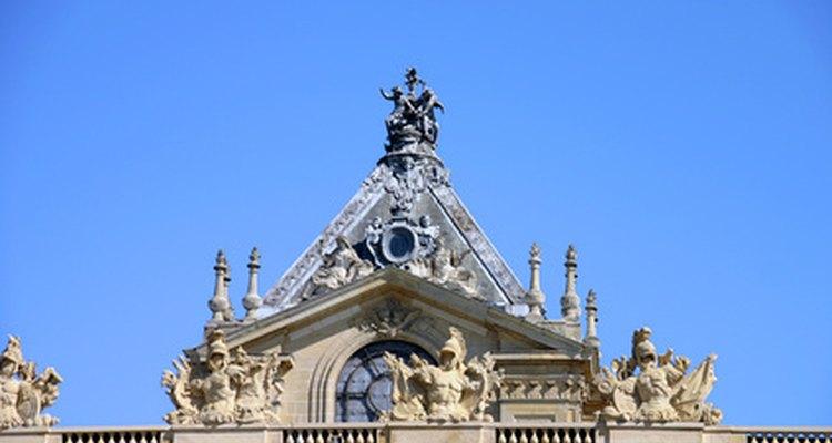 A arquitetura exige conhecimentos sobre trigonometria.