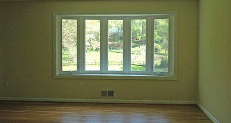 La altura del techo afecta la sensación del cuarto.