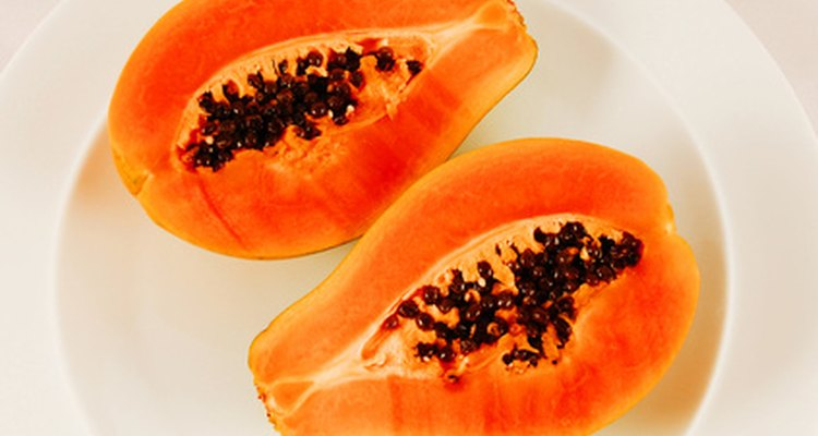 Extracto de papaya.