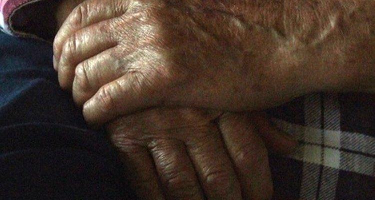 Pulsos frágeis podem necessitar de uma tala noturna
