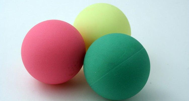 Tinja suas bolas de isopor facilmente para qualquer projeto