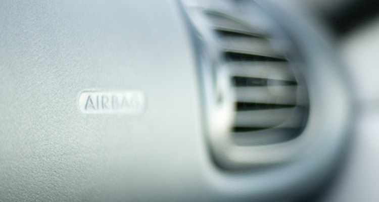 Airbags are designed to save lives during an automobile crash.