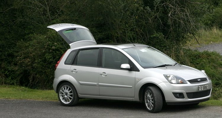 Ford compact car