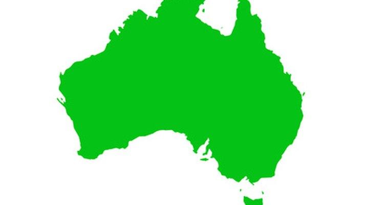 A tartaruga pescoço de cobra pode ser encontrada na Austrália