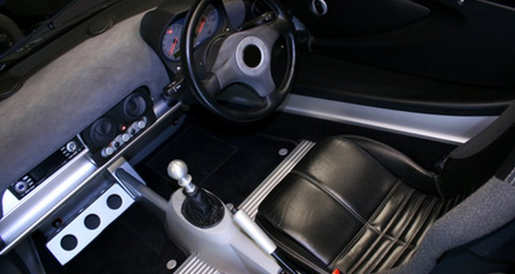 The seats in your car can become stained or torn over time.