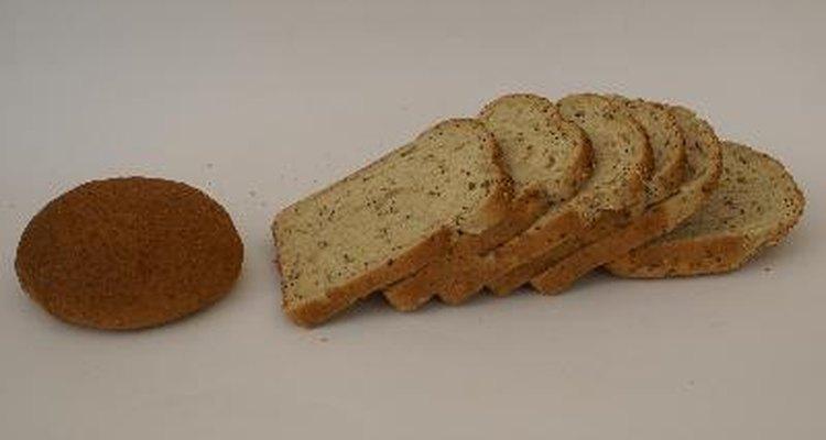 Panes libre de gluten.