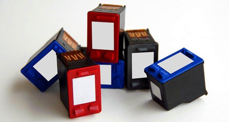 Cartuchos piratas de tinta podem confundir a impressora Epson.